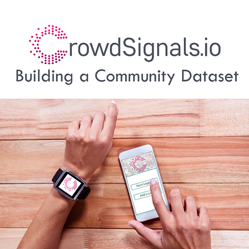 Boost CrowdSignals.io! 100+GB Mobile-Social-Sensor-System Data Guaranteed
